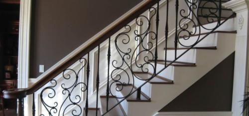 herreria monterrey para barandales de escaleras