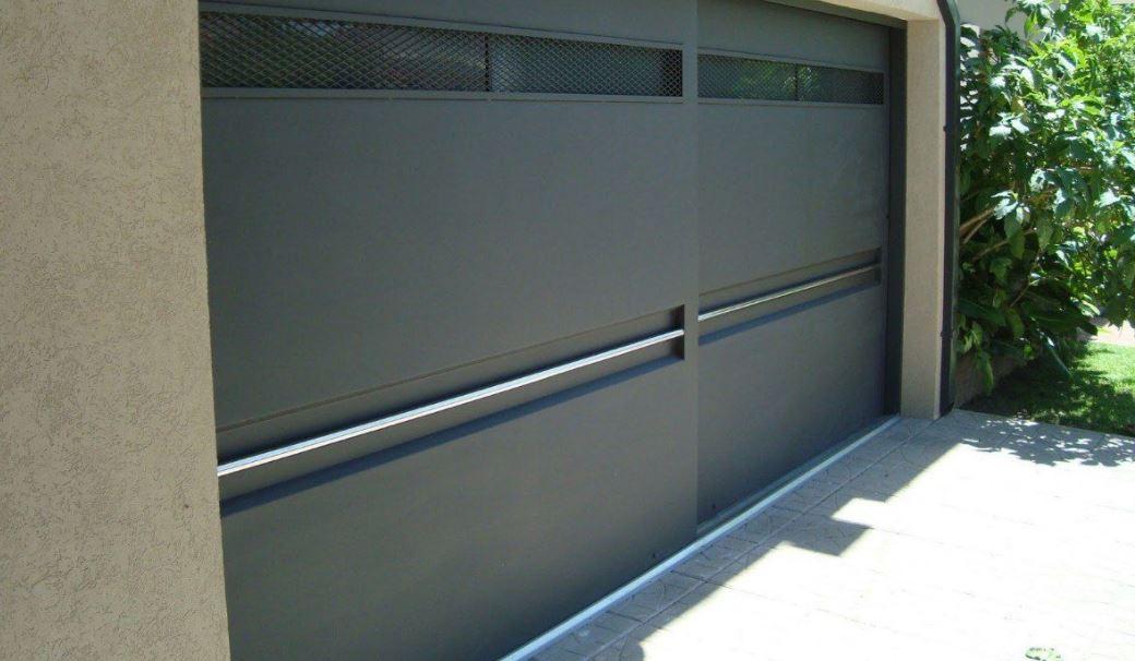 Portones de herrer a en monterrey el ctricos modernos rejas y puertas bna - Puertas disenos modernos ...