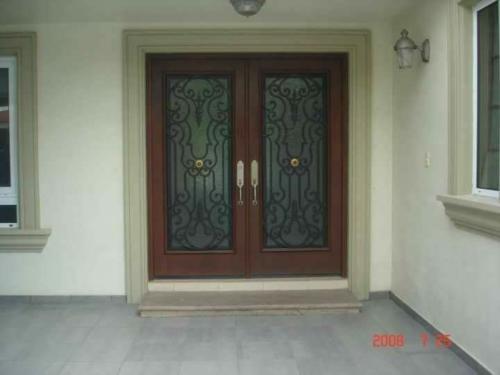 puertas de forja en guadalupe