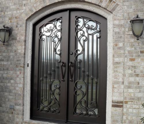 puertas de forja en monterrey